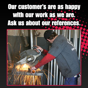 Custom Welding - Durand, MI - Dave's Muffler Shop - Our customer's are as happy with our work as we are. Ask us about our references.